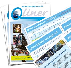 Qliner Magazine